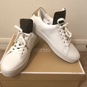 Michael Kors Shoes - Brand New Michael Kors Lace up Sneakers